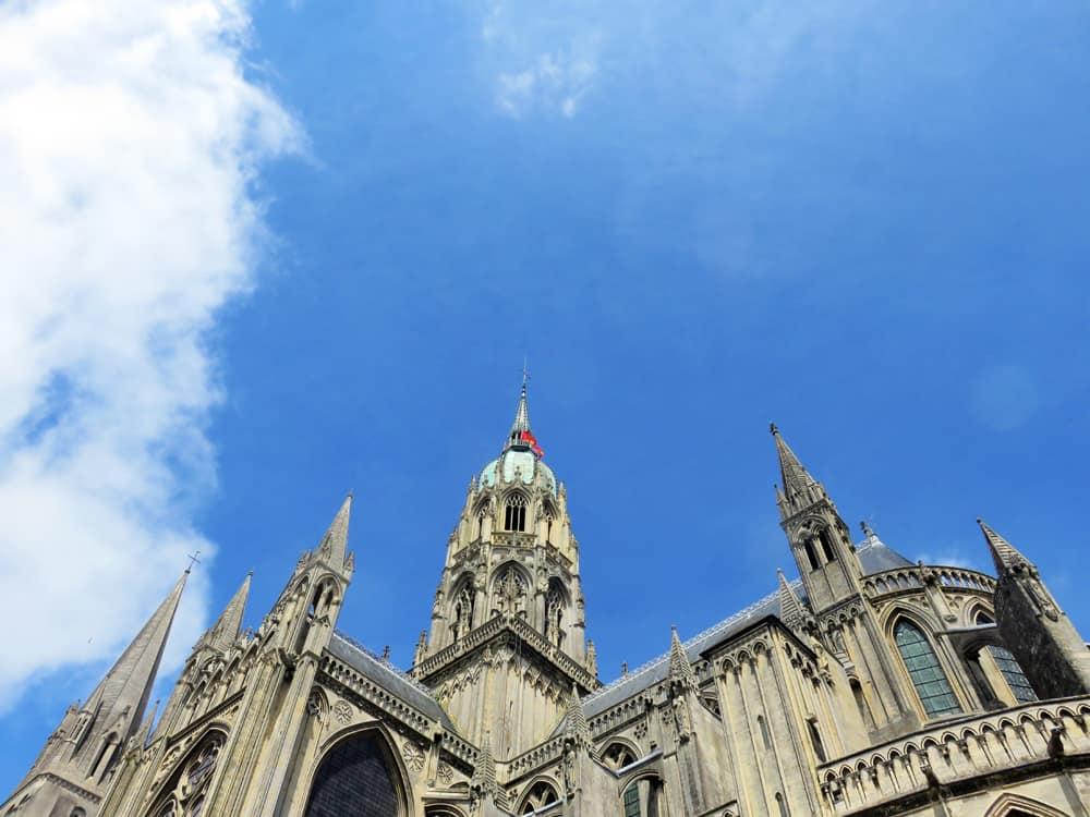 Bayeux, cathédrale 2016 ©Etpourtantelletourne.fr