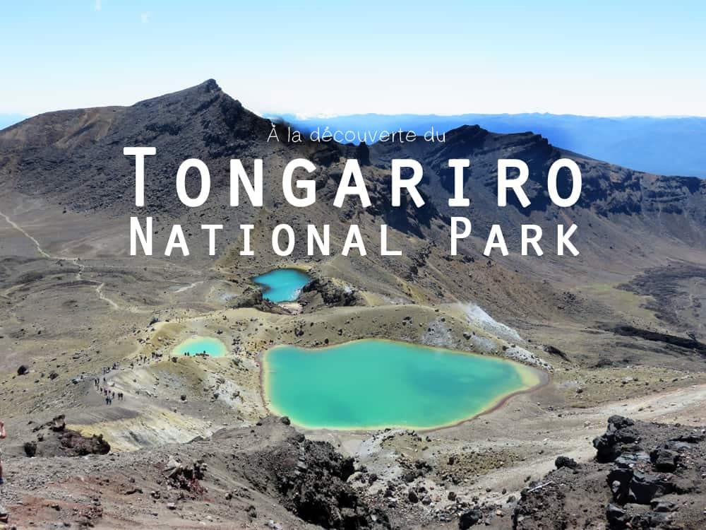 Nouvelle Zélande Tongariro National Park 2016 ©Etpourtantelletourne.fr