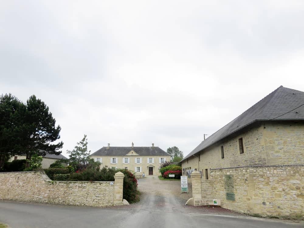 Ferme cidricole de la Sapinière 2016 ©Etpourtantelletourne.fr