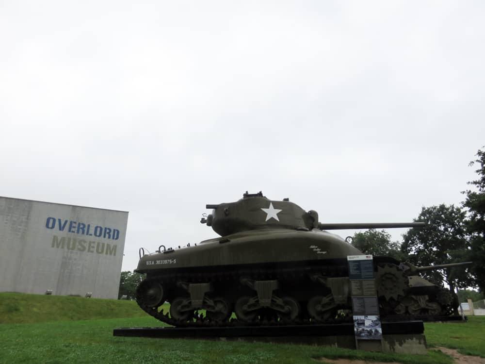 Omaha Beach Overlord Museum 2016 ©Etpourtantelletourne.fr