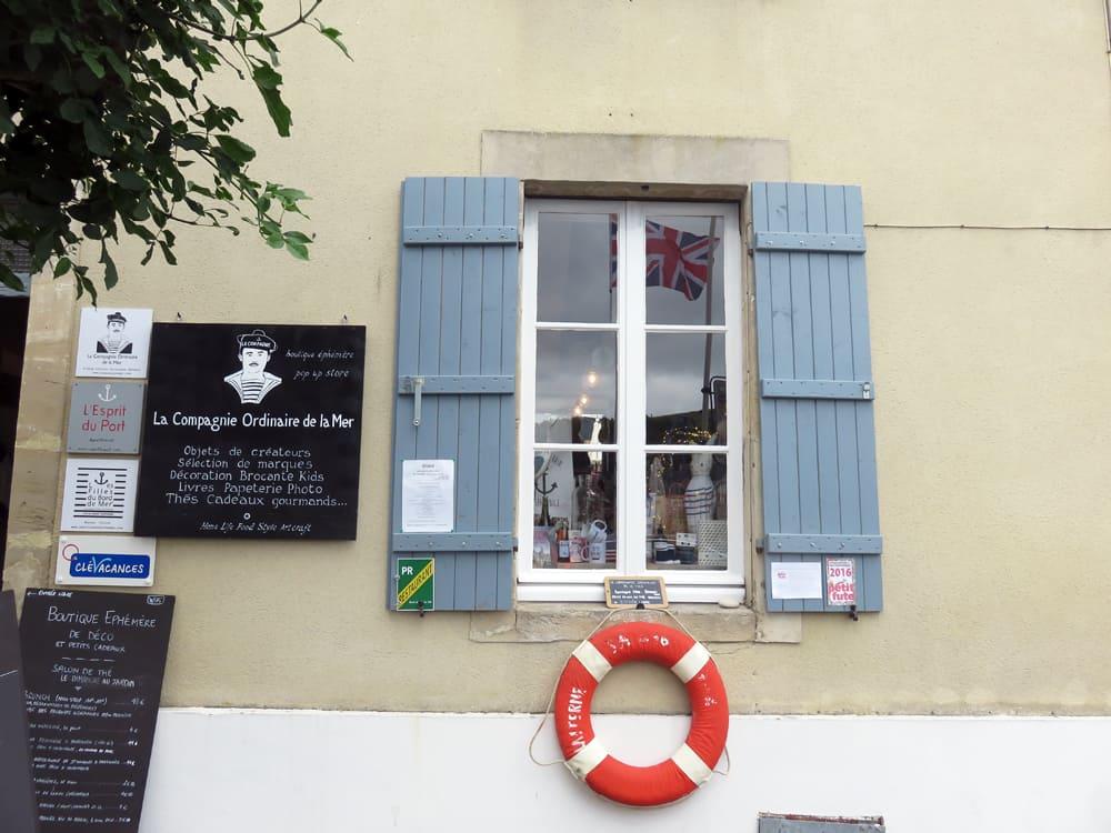 Port en Bessin La Compagnie ordinaire de la mer 2016 ©Etpourtantelletourne.fr
