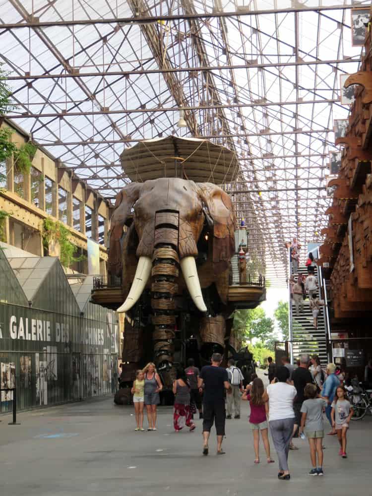Nantes l'éléphant 2016 ©Etpourtantelletourne.fr