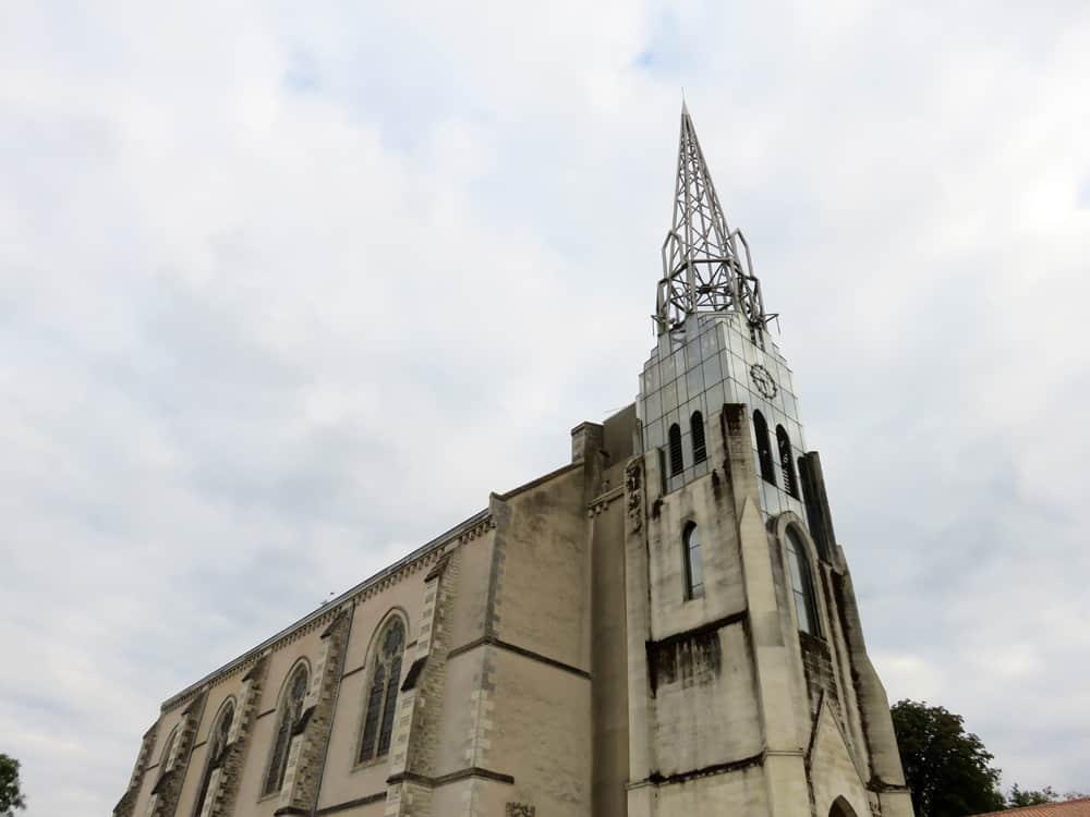 Eglise de Marans 2016 ©Etpourtantelletourne.fr