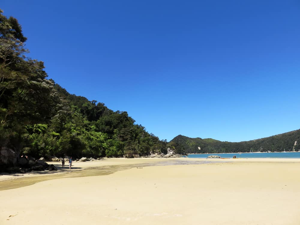 Nouvelle Zélande Abel Tasman National Park Apple tree Bay 2016 ©Etpourtantelletourne.fr