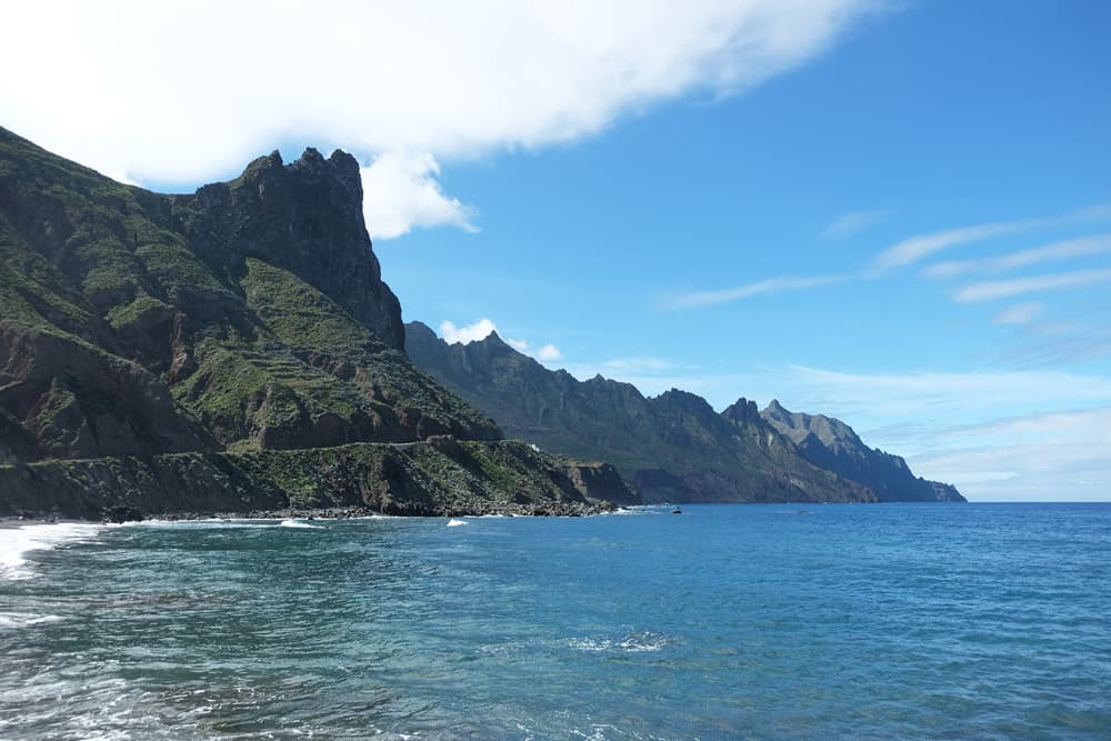 Tenerife Taganana ©Etpourtantelletourne.fr