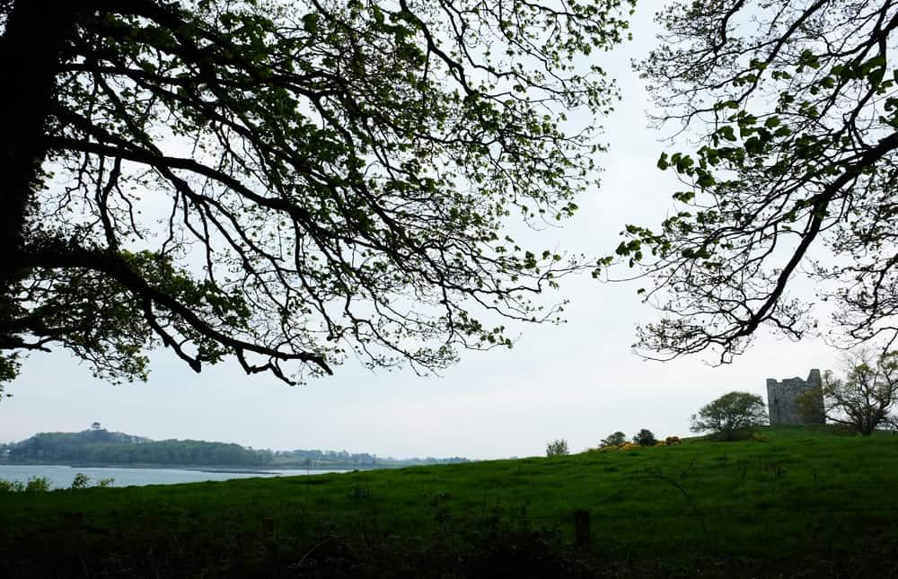 Itinéraire sur les lieux de tournage de Game of Thrones en Irlande du Nord - Audleys Castle - Les Jumeaux ©Etpourtantelletourne.fr