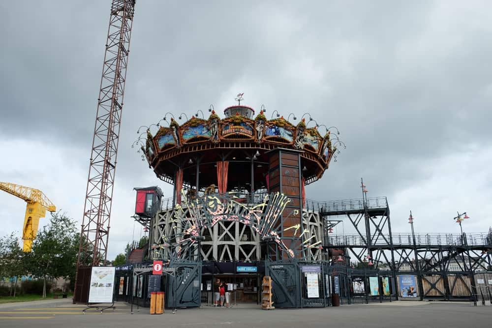 Voyage à Nantes 2017 La carrousel des mondes marins ©Etpourtantelletourne.fr