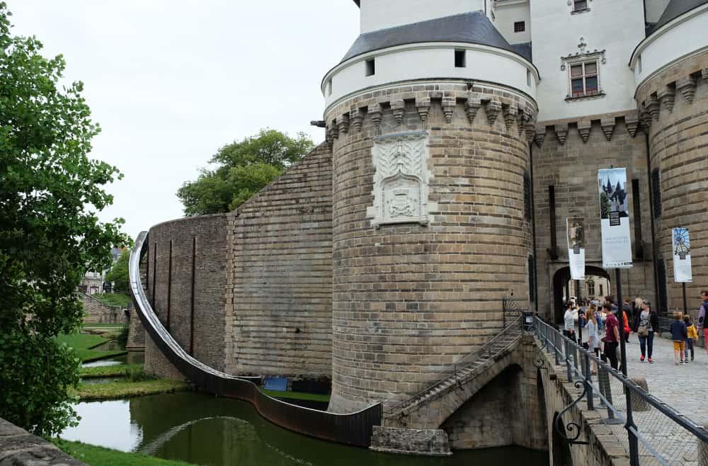 Voyage à Nantes 2017 Chateau des ducs de Bretagne ©Etpourtantelletourne.fr
