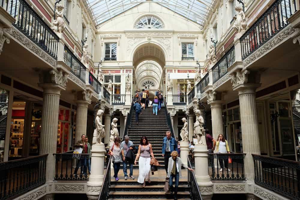 Voyage à Nantes 2017 Passage Pommeraye ©Etpourtantelletourne.fr
