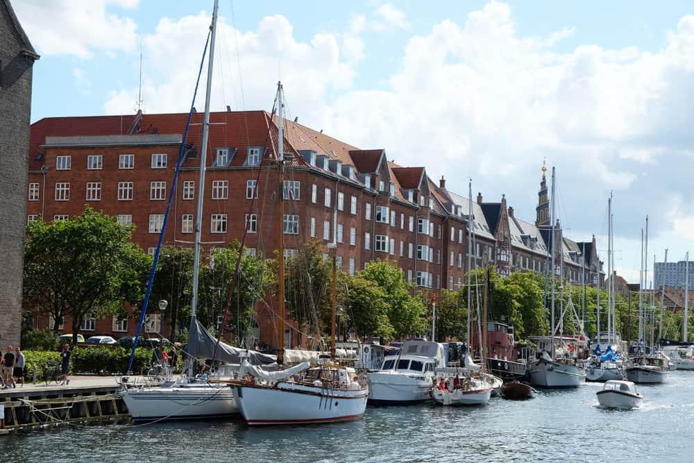 canaux bateaux Copenhague ©Etpourtantelletourne.fr