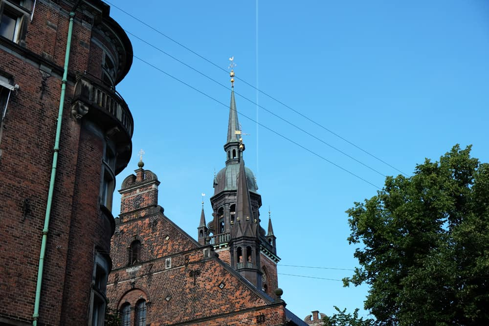 Eglise Copenhague ©Etpourtantelletourne.fr