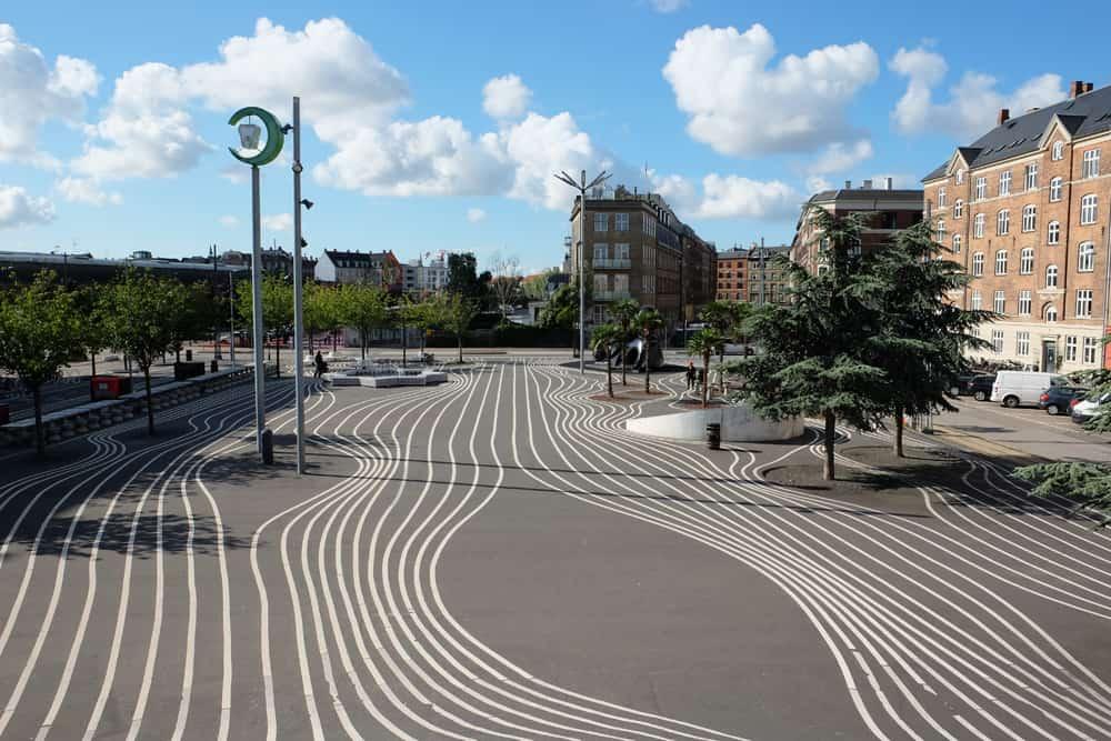 Norrebro Superkilen Park Copenhague ©Etpourtantelletourne.fr