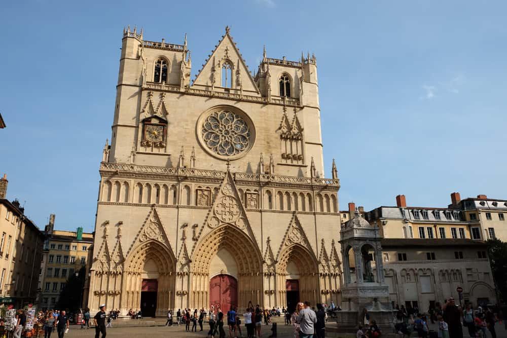 Vieux Lyon Cathédrale ©Etpourtantelletourne.fr