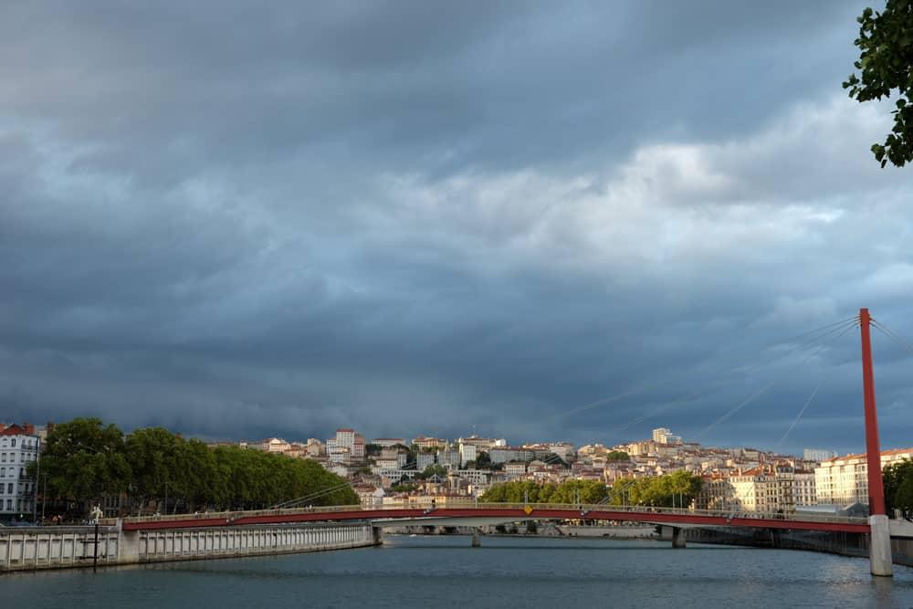 Lyon La Saône ©Etpourtantelletourne.fr