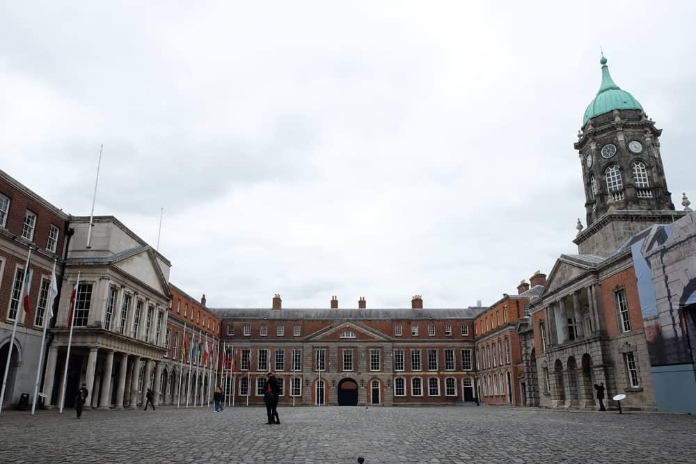 Chateau de Dublin ©Etpourtantelletourne.fr