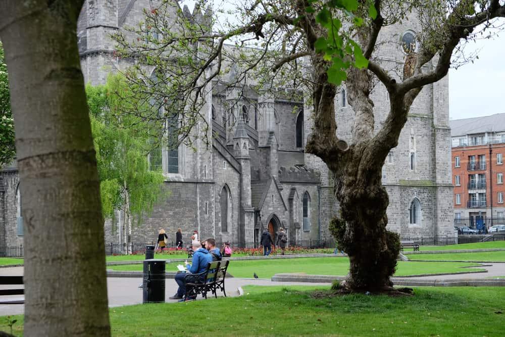 Dublin Cathédrale Saint Patrick©Etpourtantelletourne.fr