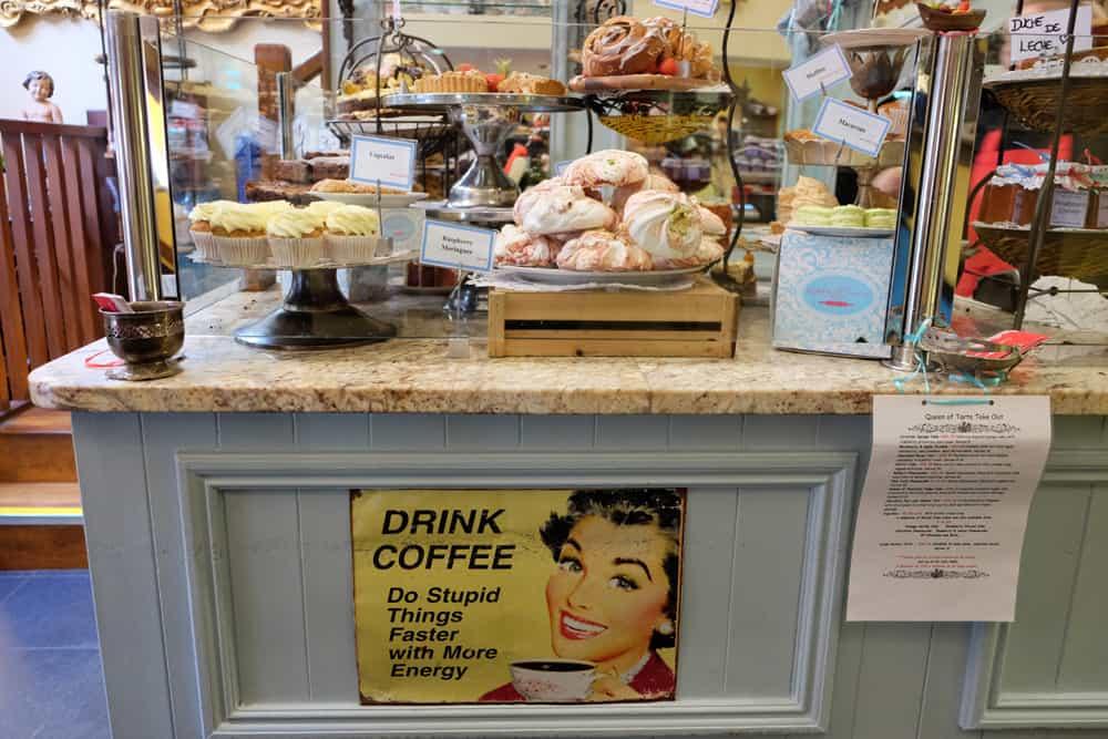 Bonne adresse Dublin Queen of tarts ©Etpourtantelletourne.fr