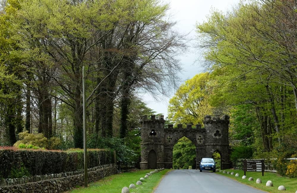 Road Trip Irlande du Nord Comté de Down Tollymore Forest Park ©Etpourtantelletourne.fr
