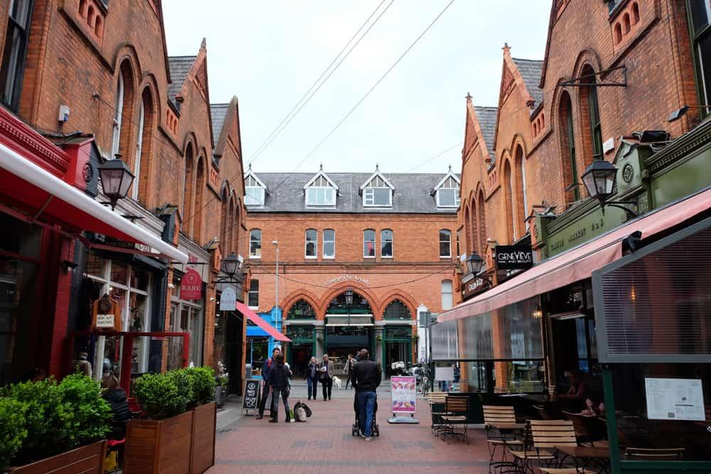 Dublin rues ©Etpourtantelletourne.fr