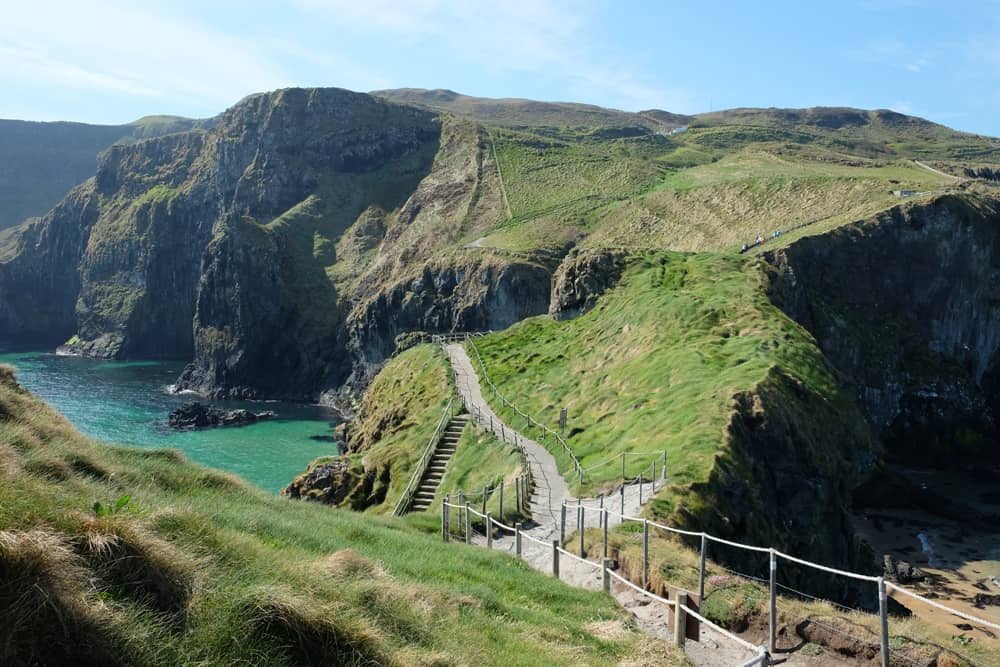 Causeway Coastal Route Carrick-a-Rede ©Etpourtantelletourne.fr