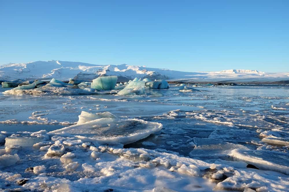 iceberg islande Jökulsárlón ©Etpourtantelletourne.fr