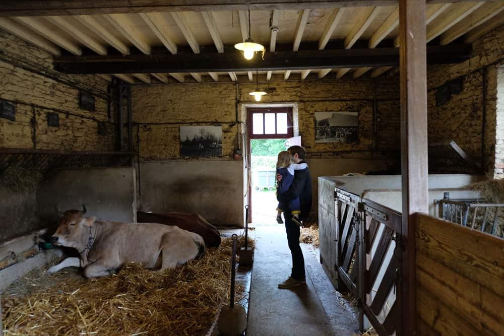 Écomusée du pays de Rennes, ferme du Bintinais ©Etpourtantelletourne.fr