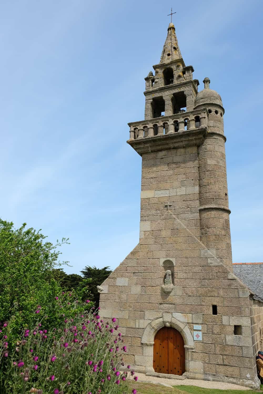 Ile Callot Finistère église ©Etpourtantelletourne.fr