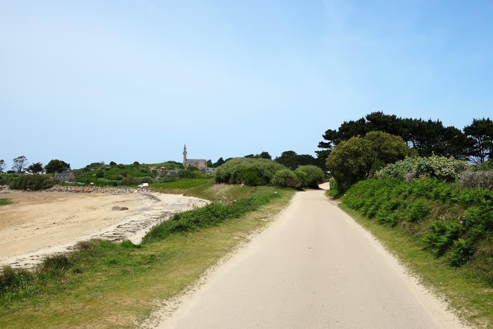 Ile Callot Finistère à pied ©Etpourtantelletourne.fr