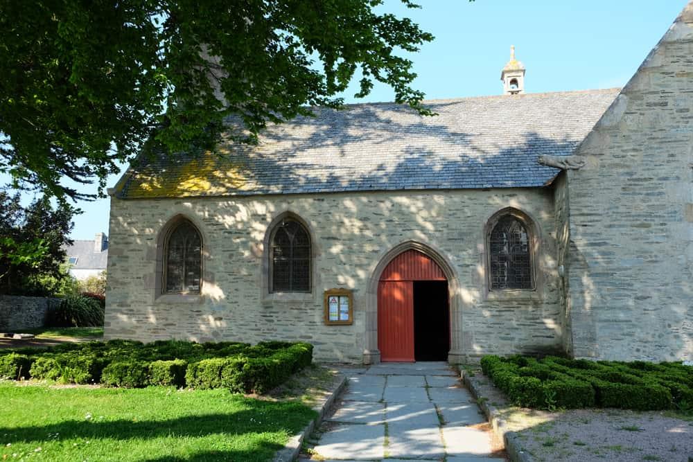 église Locquirec Finistère ©Etpourtantelletourne.fr