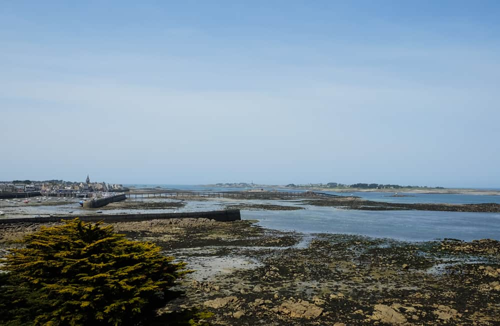 Roscoff chapelle sainte-barbe point de vue ©Etpourtantelletourne.fr