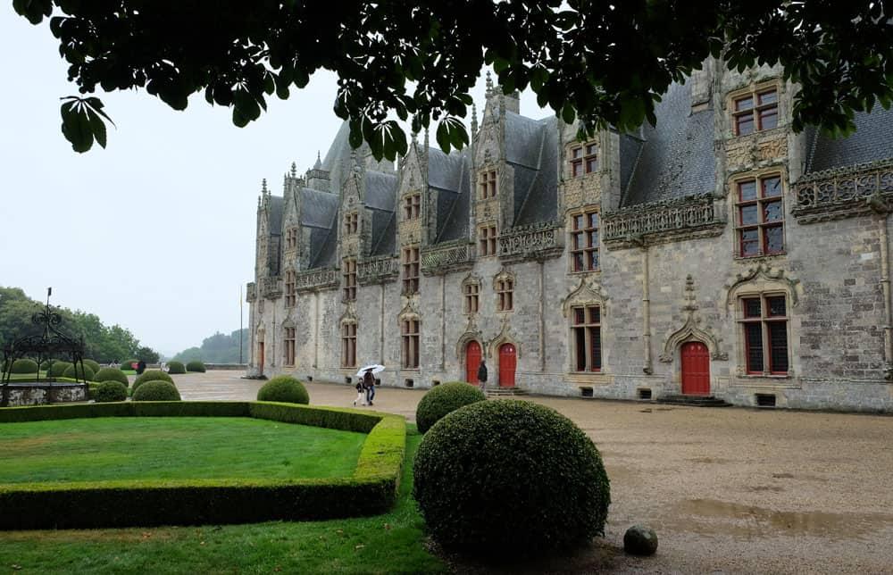 Château de Josselin Brocéliande ©Etpourtantelletourne.fr