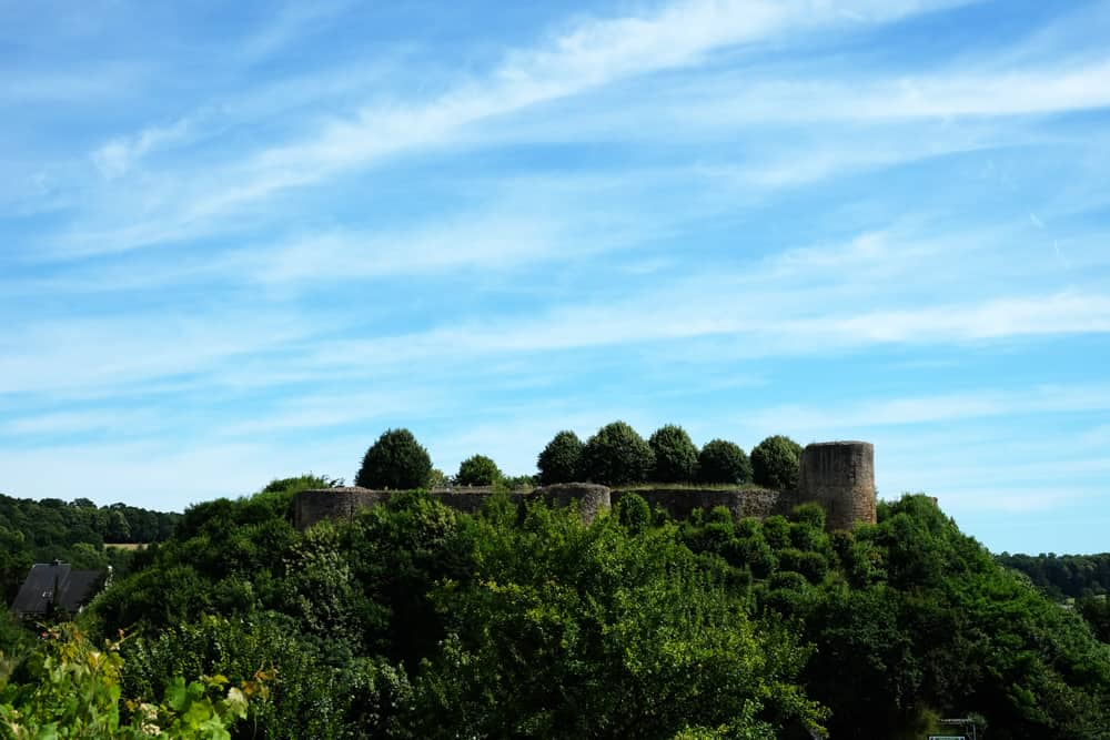 Château de Léhon ©Etpourtantelletourne.fr