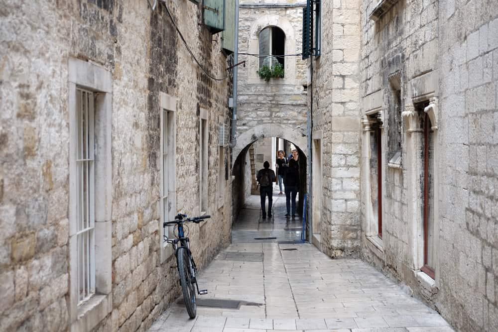 Itinéraire sur les lieux de tournage de Game of Thrones en Croatie - Split - révolte des esclaves - Meereen ©Etpourtantelletourne.fr