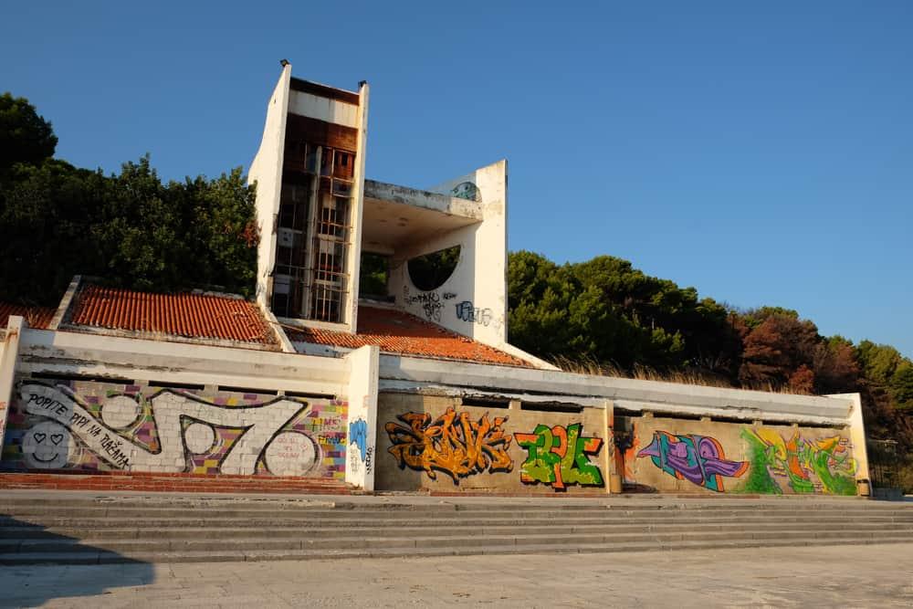 Itinéraire sur les lieux de tournage de Game of Thrones en Croatie - Split - Duilovo beach - Braavos ©Etpourtantelletourne.fr