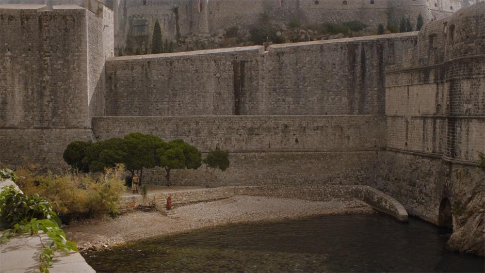 Copie d'écran tirée de la série « Game of Thrones » saison 6, épisode 1 / HBO