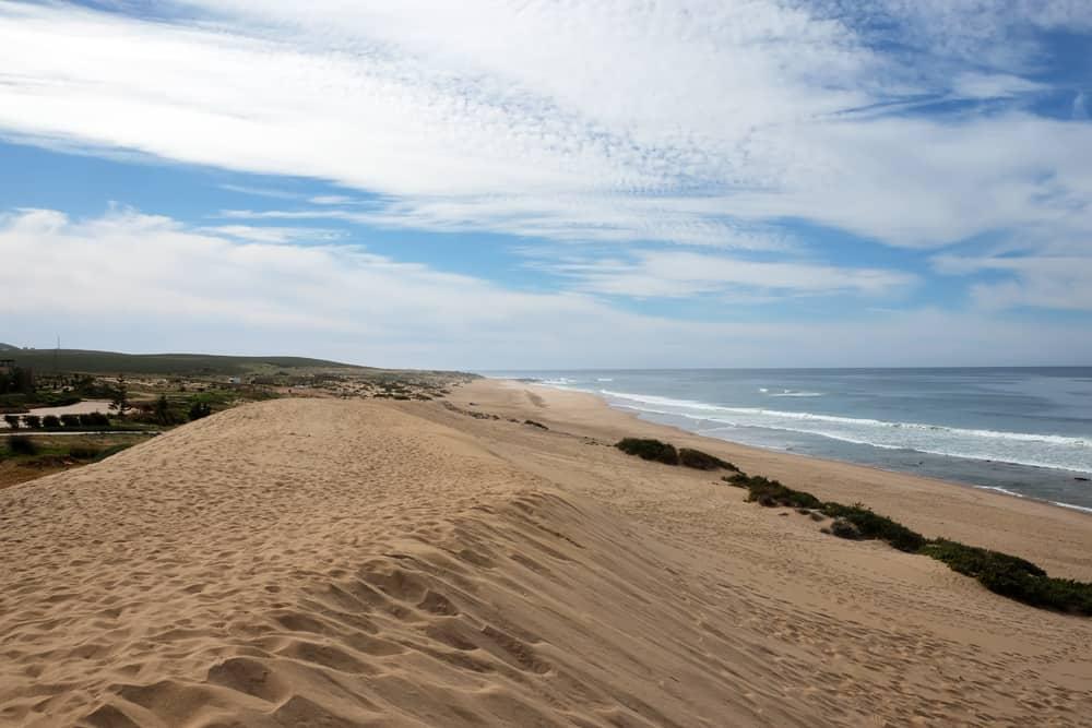 Dune beach Aglou Maroc ©Etpourtantelletourne.fr