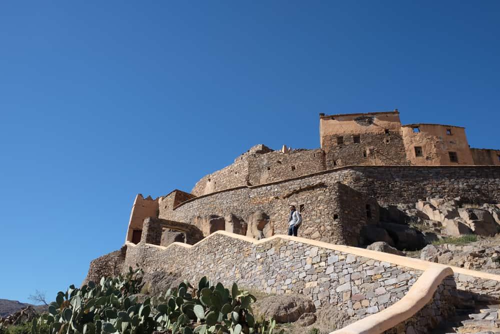 kasbah de Tizourgane Maroc ©Etpourtantelletourne.fr