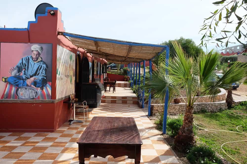 Auberge Parc National de Souss Massa Maroc ©Etpourtantelletourne.fr
