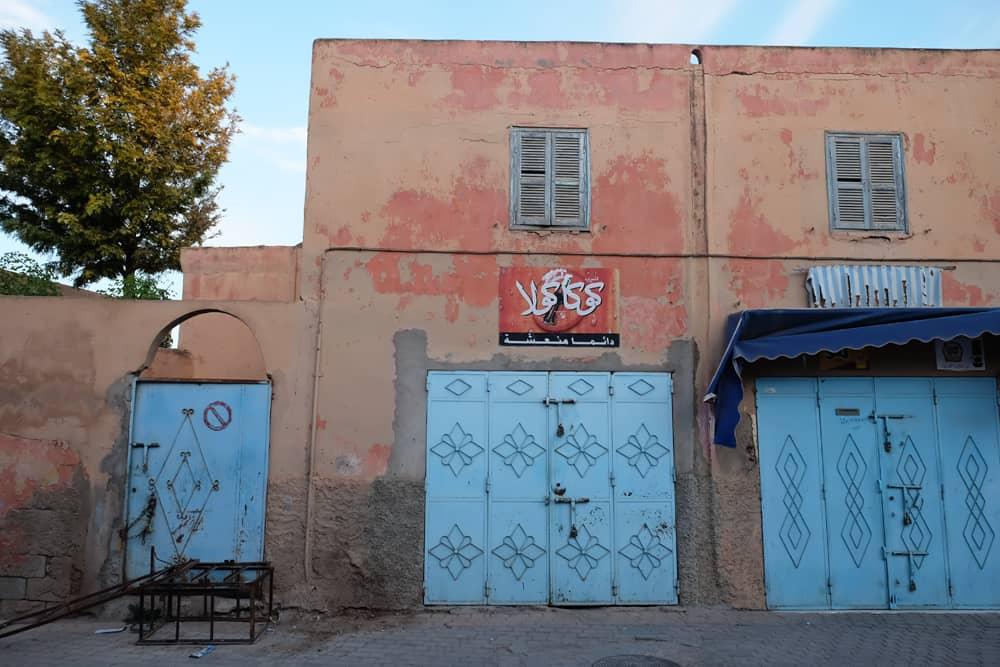 Visite de Tiznit Maroc ©Etpourtantelletourne.fr