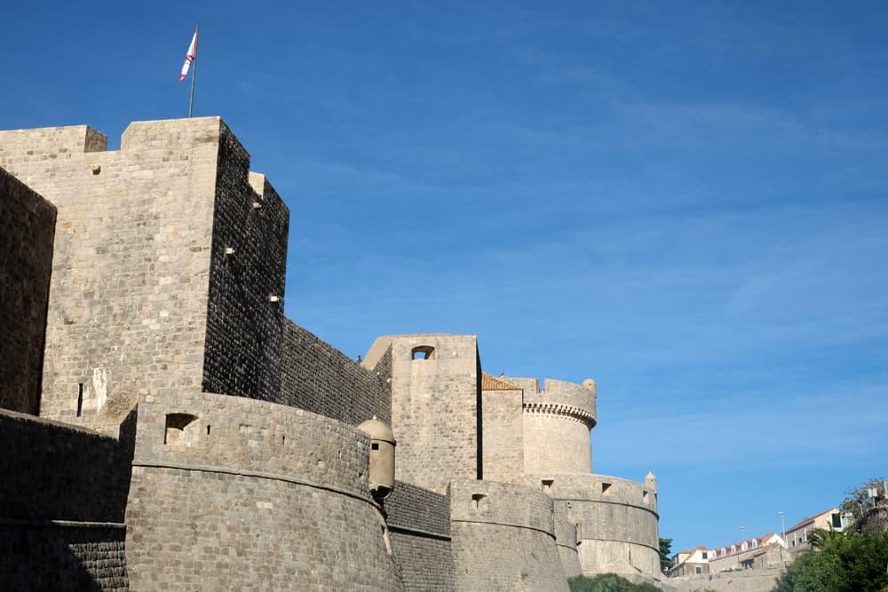 Remparts de Dubrovnik ©Etpourtantelletourne.fr