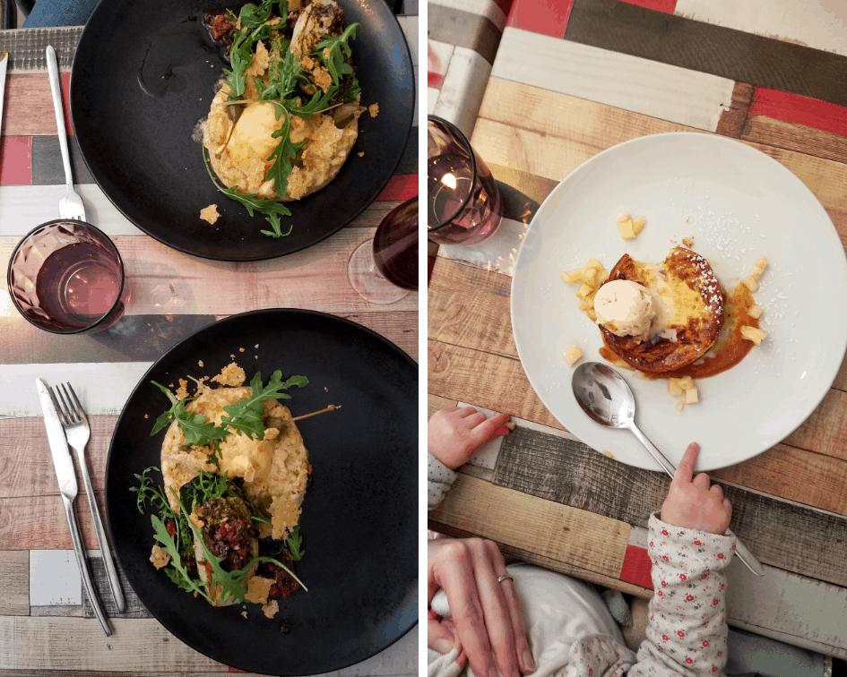Visite de Châteaugiron et déjeuner au restaurant Le Cellier ©Etpourtantelletourne.fr