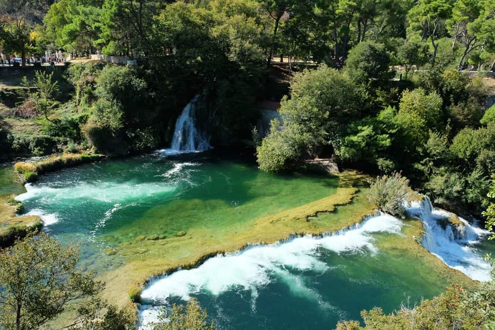 Horaires et tarifs du parc de Krka en Croatie ©Etpourtantelletourne.fr