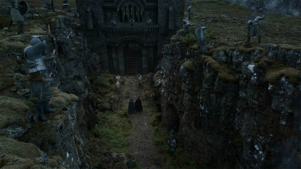 Copie d'écran tirée de la série « Game of Thrones » saison 4, épisode 5 / HBO