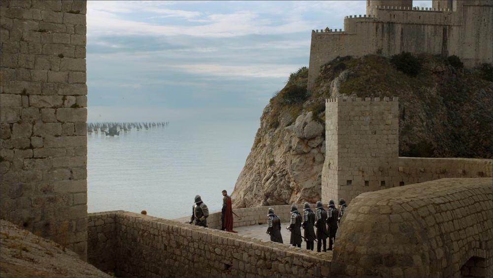 Copie d'écran tirée de la série « Game of Thrones » saison 7, épisode 1 / HBO