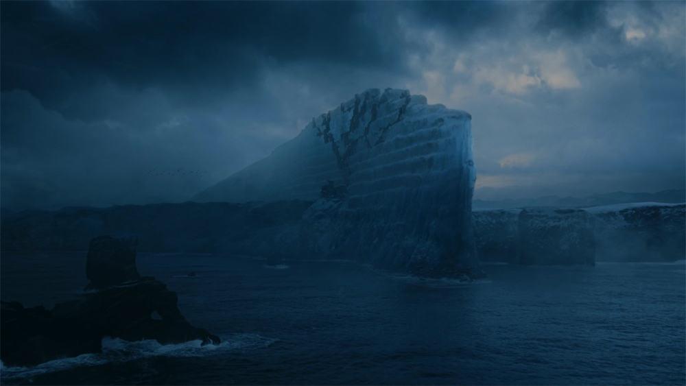 Copie d'écran tirée de la série « Game of Thrones » saison 7, épisode 7 / HBO
