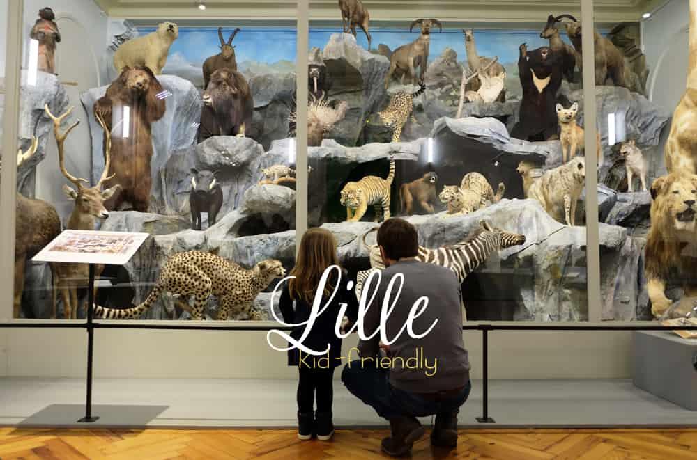 Visite de Lille en famille ©Etpourtantelletourne.fr