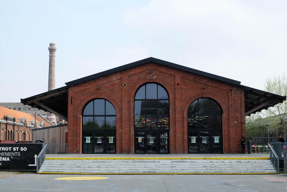 Visite de Lille en famille : la Gare Saint-Sauveur - restaurant enfants bienvenus ©Etpourtantelletourne.fr