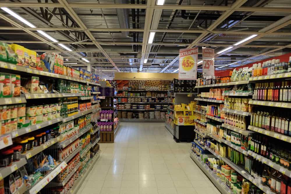 Faire ses courses en Suède // ©etpourtantelletourne.fr