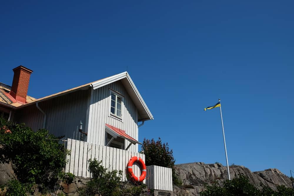 Landsort île Oja Suède // ©etpourtantelletourne.fr