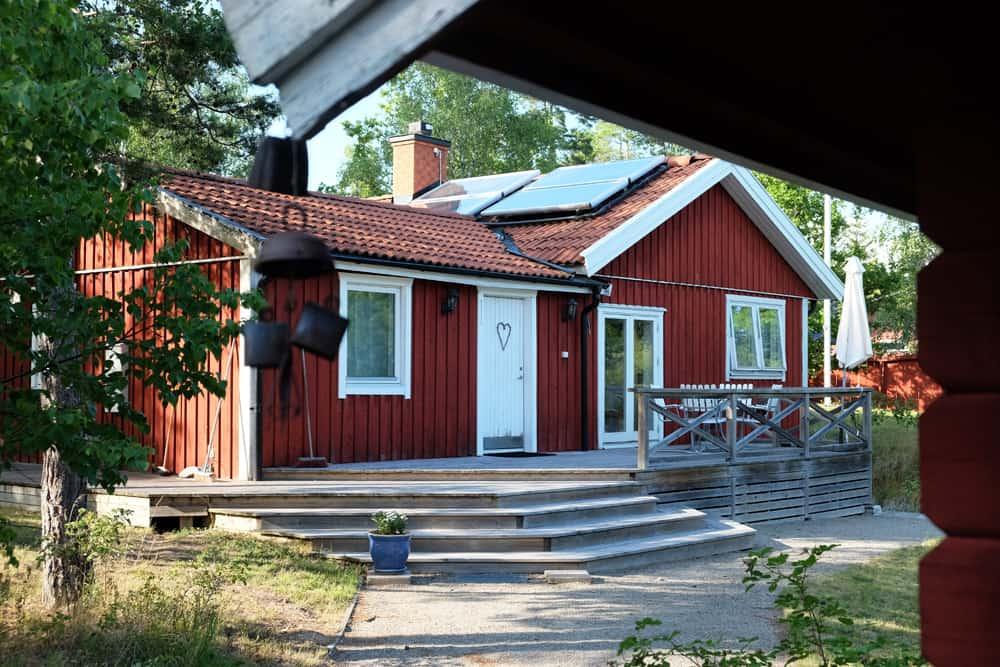 Louer une maison en Suède // ©etpourtantelletourne.fr